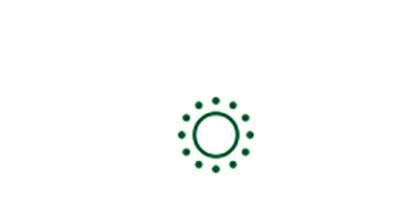Icône de soleil pour les facteurs de risque de cataracte liés à une surexposition